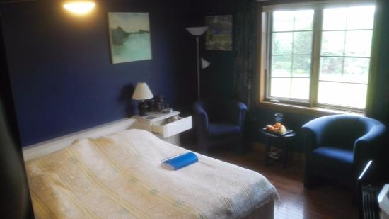 Thamesford, Canadá: Nette twee persoons slaapkamer