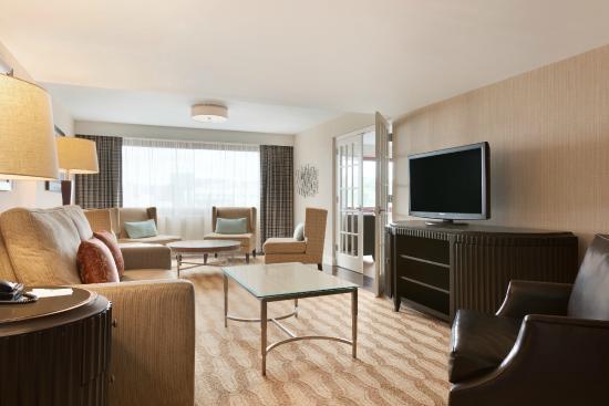 Embassy Suites by Hilton Boston / Waltham: Suite