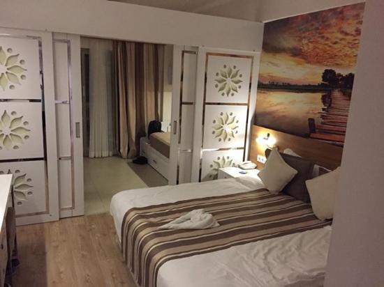 Room - Picture of Holiday Village Turkey Hotel, Sarigerme ...