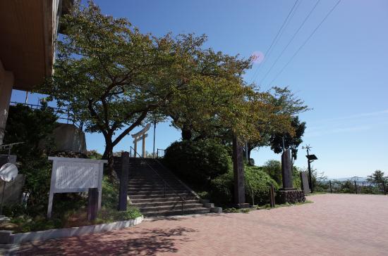 日和山公園入口