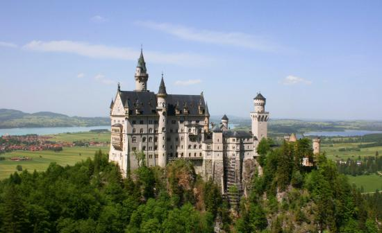 Hohenschwangau, Germany: Neuschwanstein