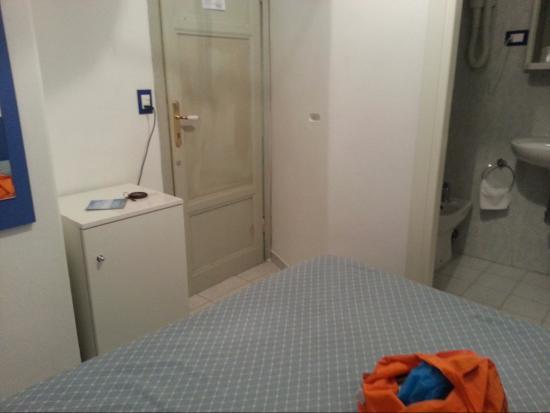 Hotel Rex: Room
