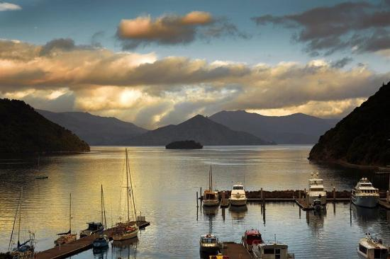 Kippilaw House: Beautiful #Picton Marlborough Sounds