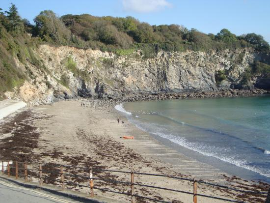 St Austell, UK: Good beach