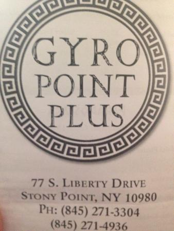 Gyro Point Plus
