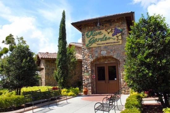 Oliven Garden Picture Of Olive Garden Aventura Tripadvisor