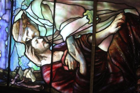Staunton, Βιρτζίνια: Another detail of window.