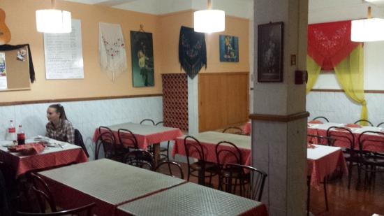 Restaurante o 1º de Maio