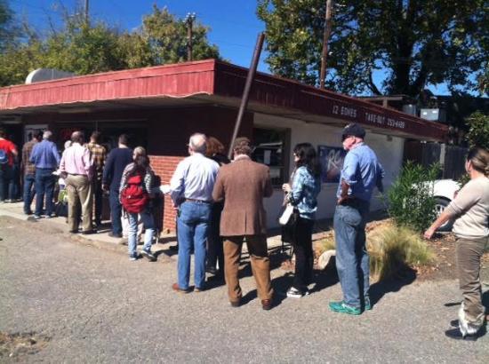 12 Bones Smokehouse River: 12 Bones Smokehouse in Asheville
