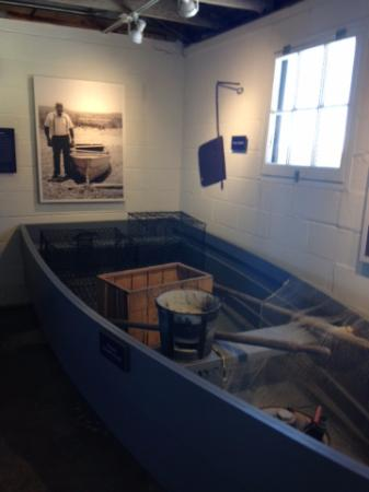 Pin Point Heritage Museum: Inside display