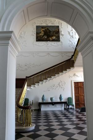 Графство Килдэр, Ирландия: Entry way Staircase