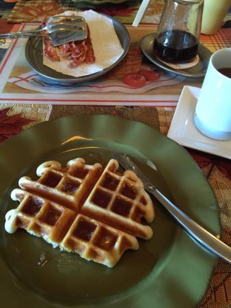 Warsaw, VA: Yummy homemade breakfast
