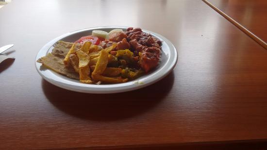 Bawarchi: prato