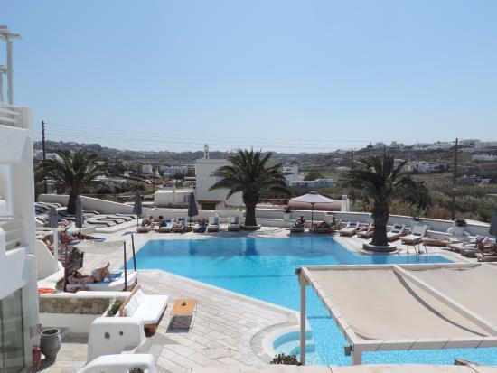 Andronikos Hotel: Piscina