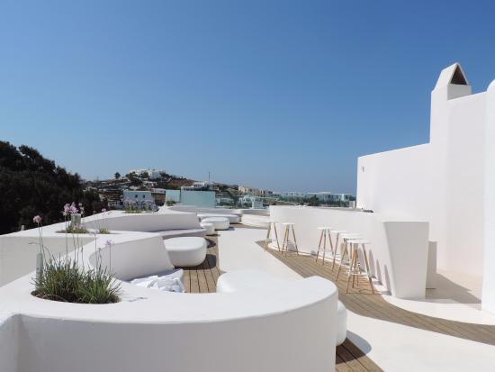 Andronikos Hotel: Áreas do hotel