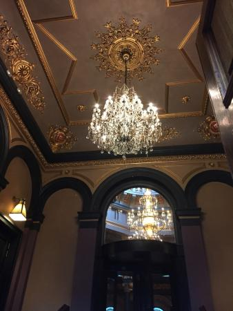 Merchant Hotel: Lovely details everywhere