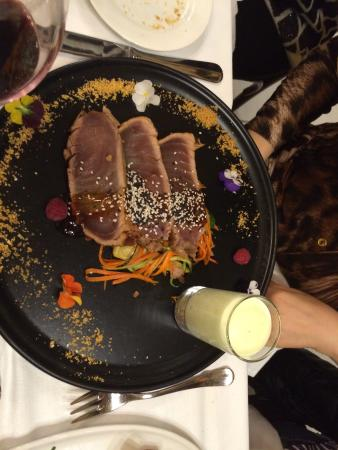Restaurante muito bom, pratos bem elaborados, saborosos e bonitos.