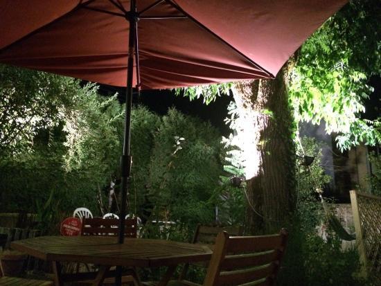 Hotel Restaurant Jeanne d'Arc : Super dîner à l'hôtel de retour des cures .. Et avant la sortie au Casino.