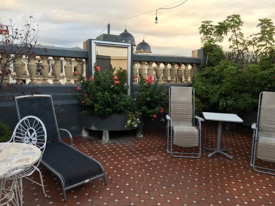 Casa de Billy Barcelona: Terrace
