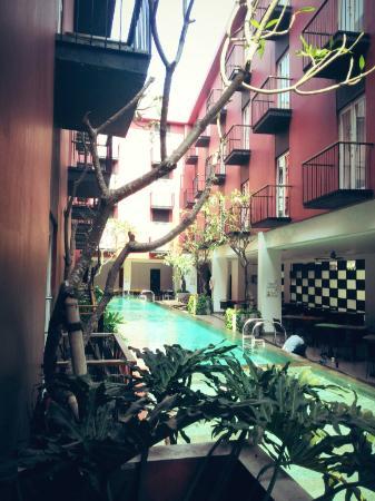 Amaris Hotel Legian: Nice hotel