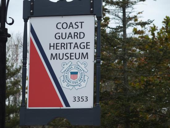 Barnstable, MA: Museum Sign