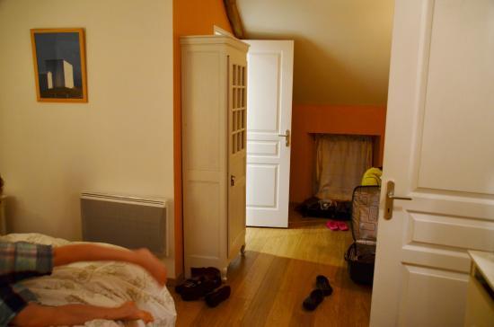 Les Chaufourniers : Zimmer 2