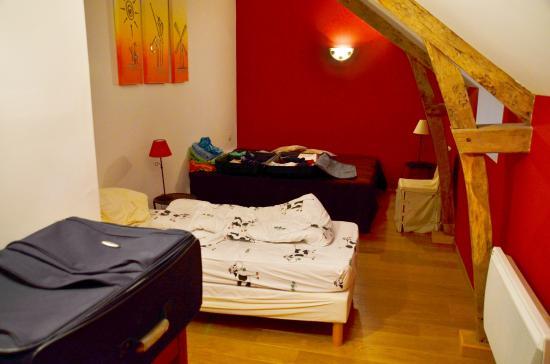 Crouay, Frankreich: Zimmer 2