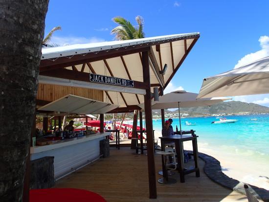 Kontiki Bar Overlooking Orient Beach