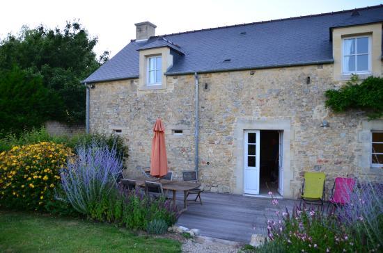 Crouay, Francia: Terrasse