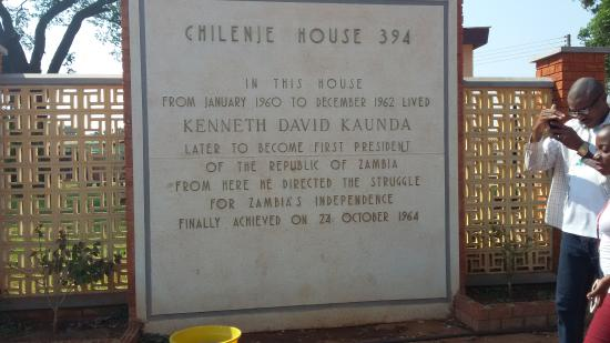 Chilenje House