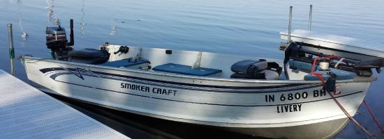 North Webster, IN: Boat Rentals