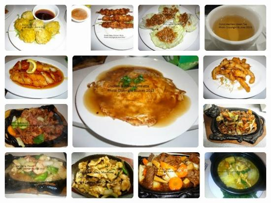Chef's Choice Restaurant: Favourite Meals