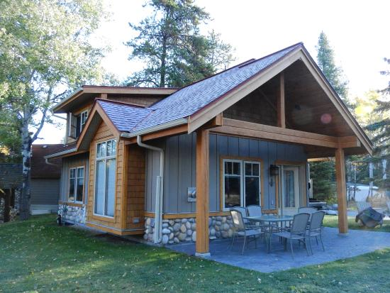 pyramid cabin picture of patricia lake bungalows resort