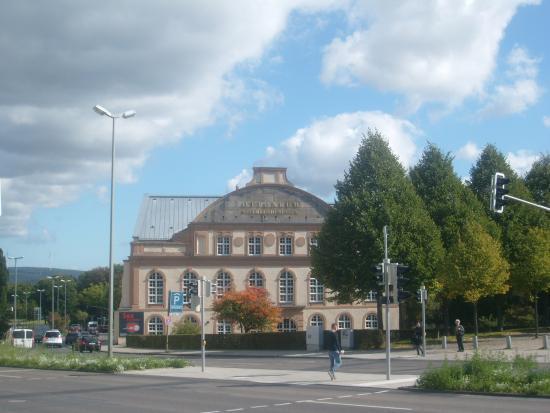 Naturkundemuseum im Ottoneum