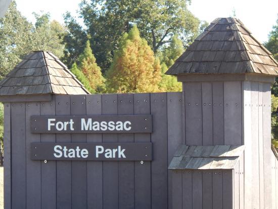 写真Fort Massac State Park枚