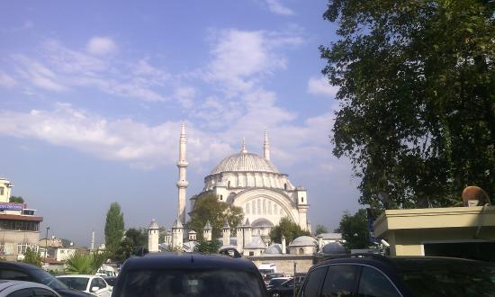 Santa Sophia Hotel: мечеть