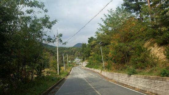 Uljin-gun, كوريا الجنوبية: Mangyangjeong Pavillion