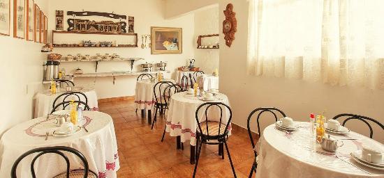 Hotel Casablanca : Sala de café - Delicioso!