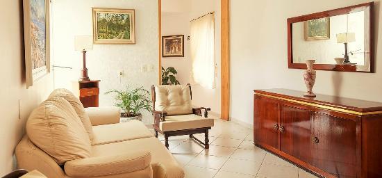 Hotel Casablanca : Sala de estar
