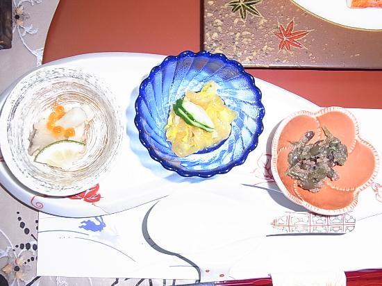 Wakamatsuya: 朝食