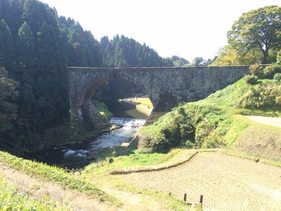 Yabekyo Nature Hiking Trail,  Tsujun Bridge Goroga-taki Waterfall Course