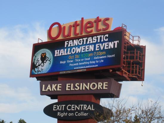 Outlets at Lake Elsinore, Lake Elsinore, CA. 11K likes. Outlets at Lake Elsinore is a , sf. outlet shopping center located in Lake Elsinore, CA.4/4(K).