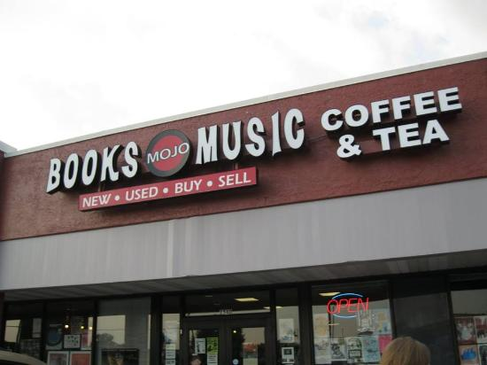 Photo of Cafe Mojo Books & Records Cafe at 2540 E Fowler Ave, Tampa, FL 33612, United States