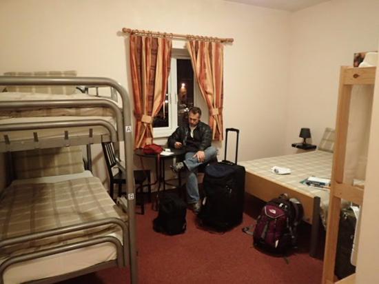 Ennis, İrlanda: Our room