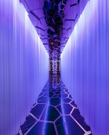 Ozone bar on 118/F of The Ritz-Carlton, Hong Kong