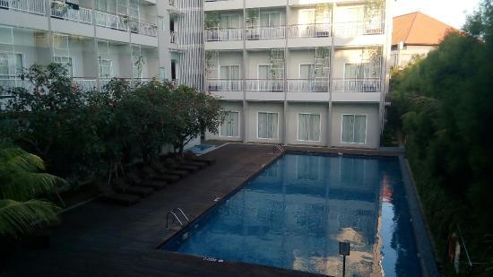 Holiday Inn Express Bali Raya Kuta Picture Of Holiday