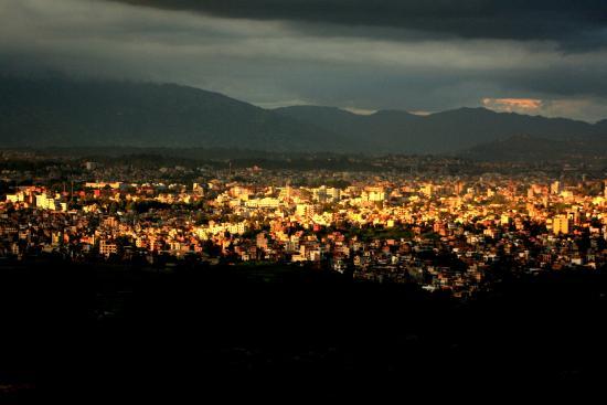 Kirtipur Hillside Hotel & Resort: Patan