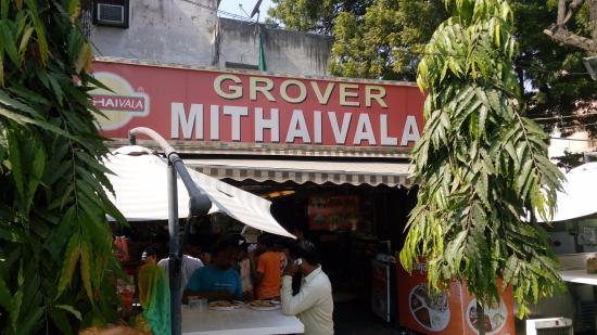 Grover Mithaivala