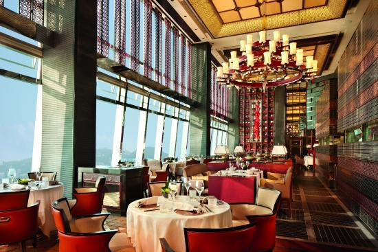 Tin Lung Heen at The Ritz-Carlton, Hong Kong