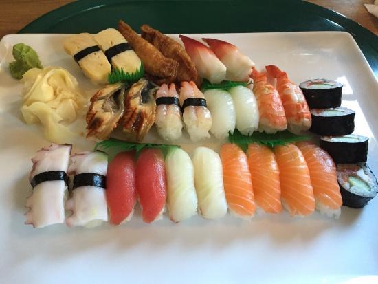 Ludvika, Suécia: Sushi Bar Kyoto